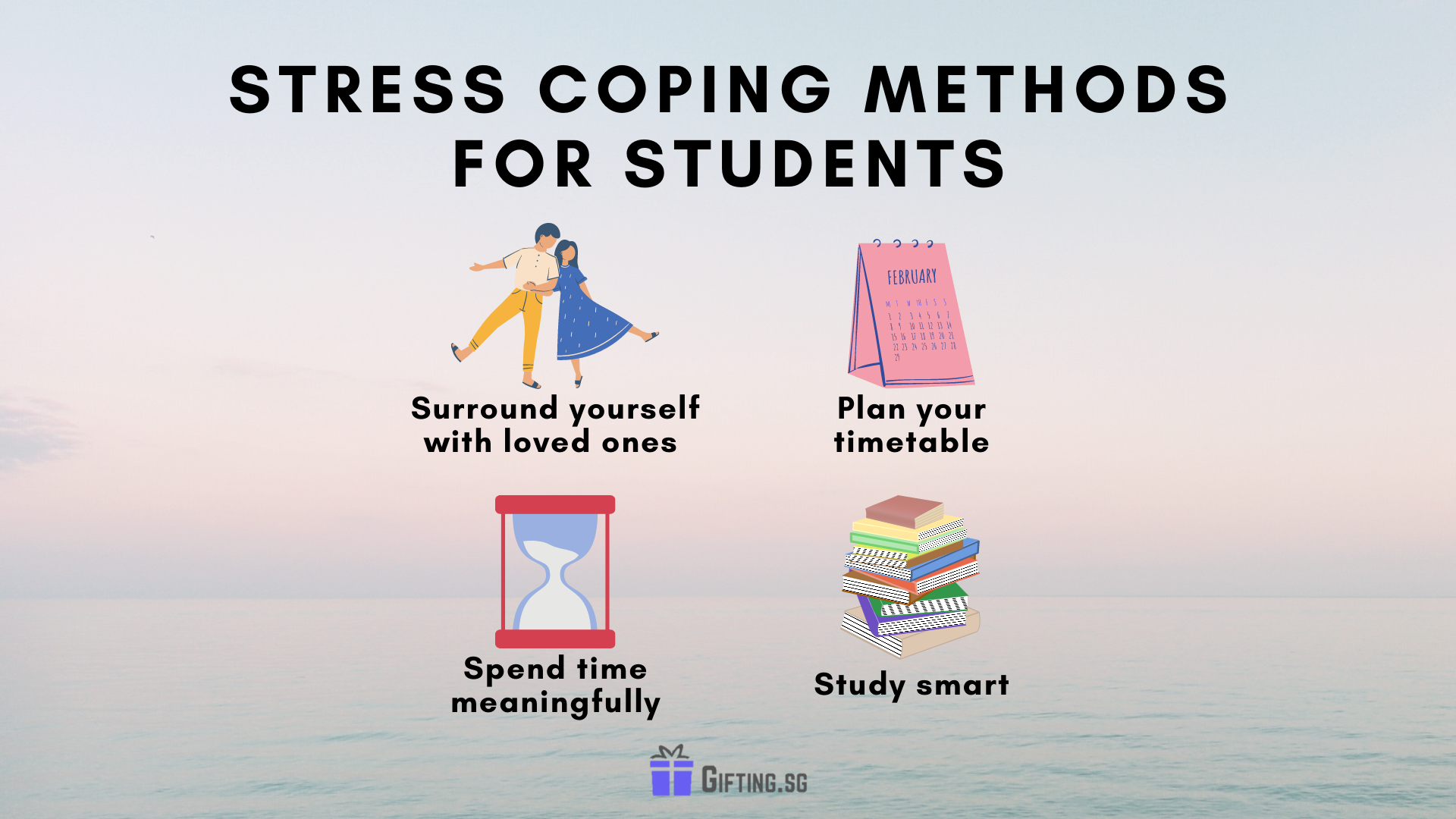 Stress Coping Methods for Students