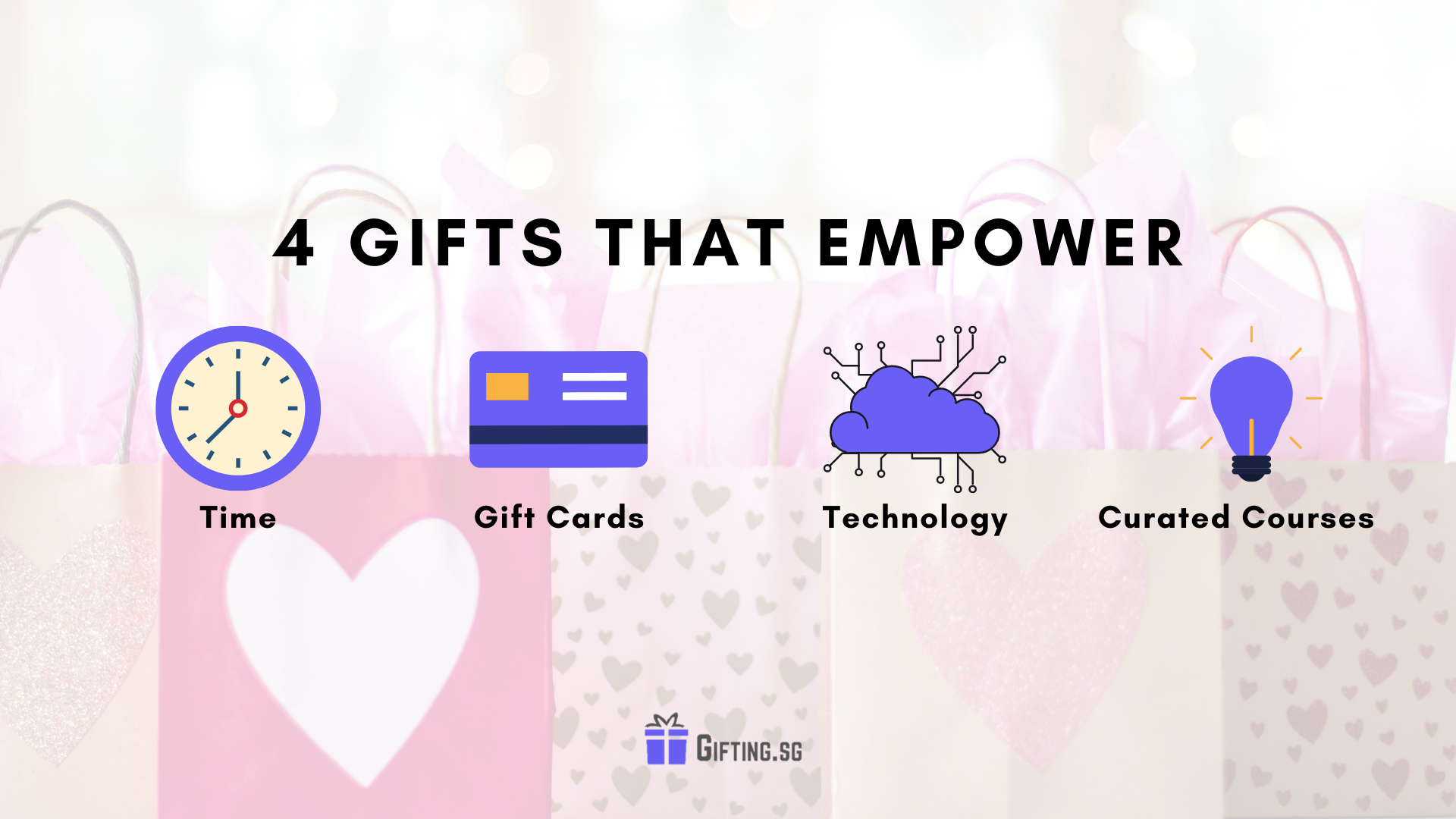 4 Gifts That Empower